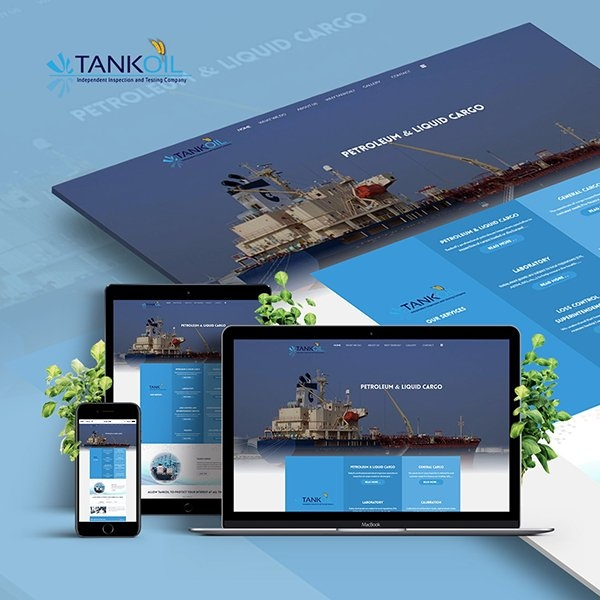 Tankoil Group Website